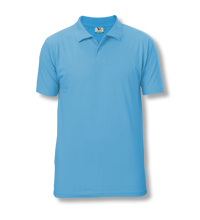 tricou polo single jersey
